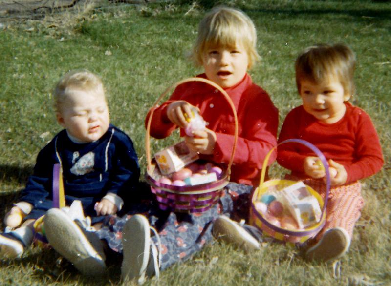 Easter april 11, 1971
